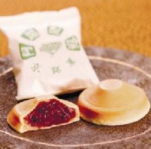 徳島そごう京都展のお菓子